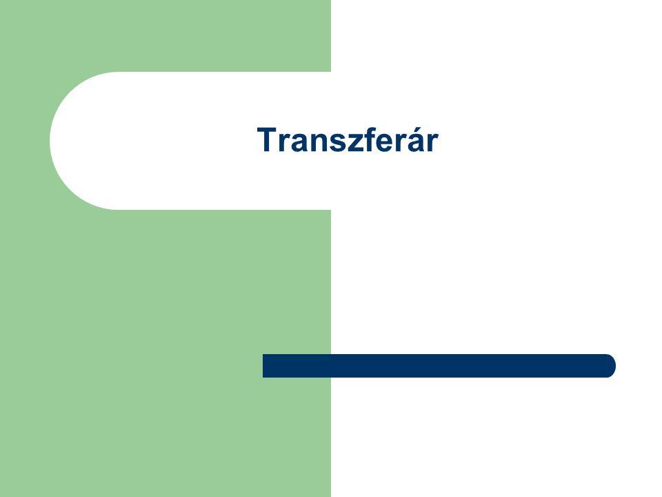 Transzferár