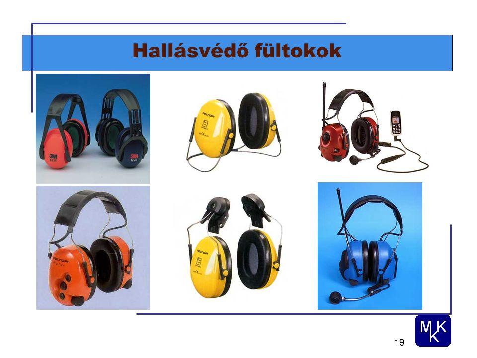 19 Hallásvédő fültokok