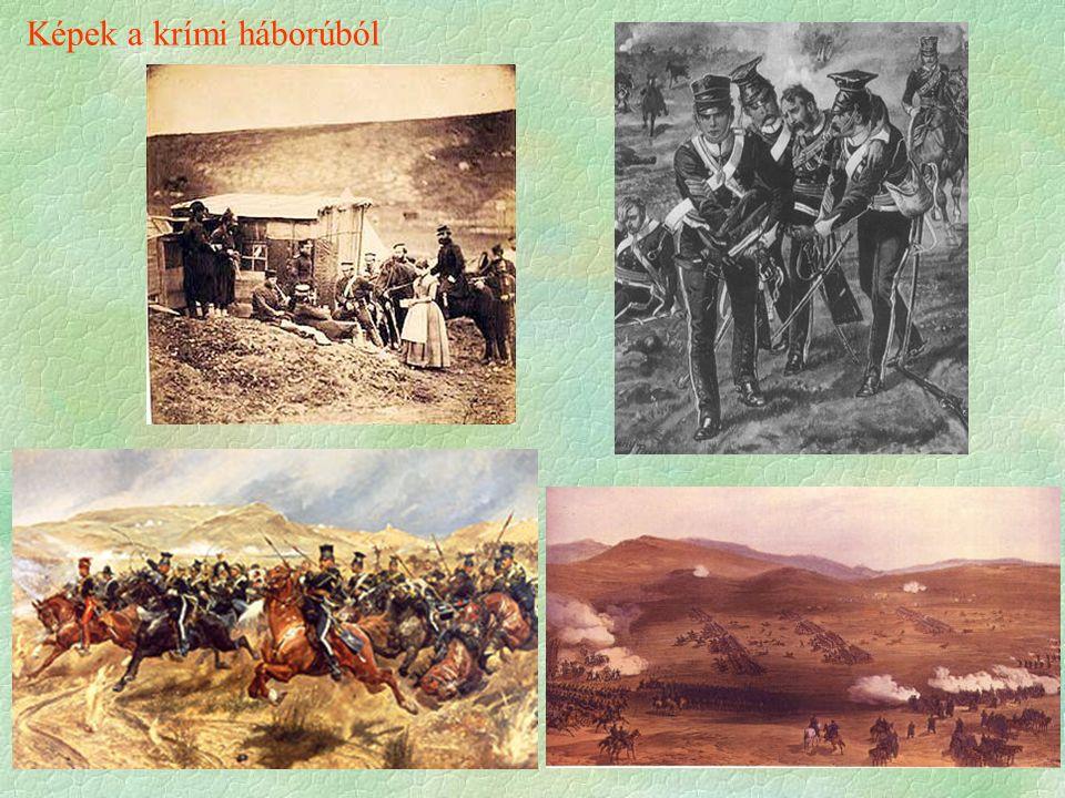 Képek a krími háborúból