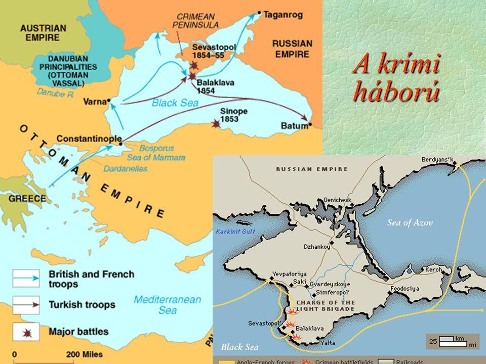 A krími háború