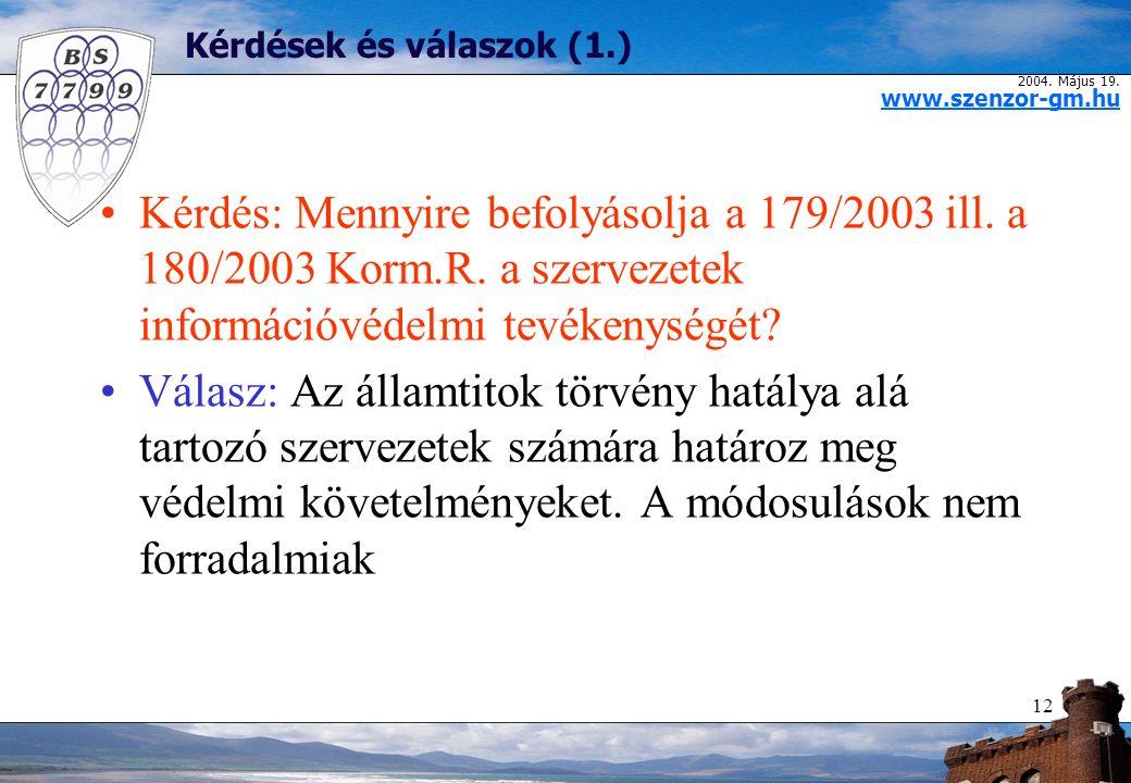 2004. Május 19.