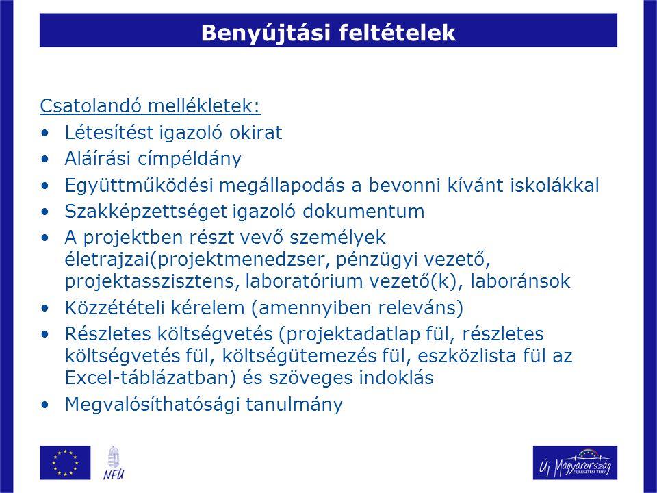 Egyéb tudnivalók Az előadás anyaga elérhető a www.okmt.hu oldalon.www.okmt.hu