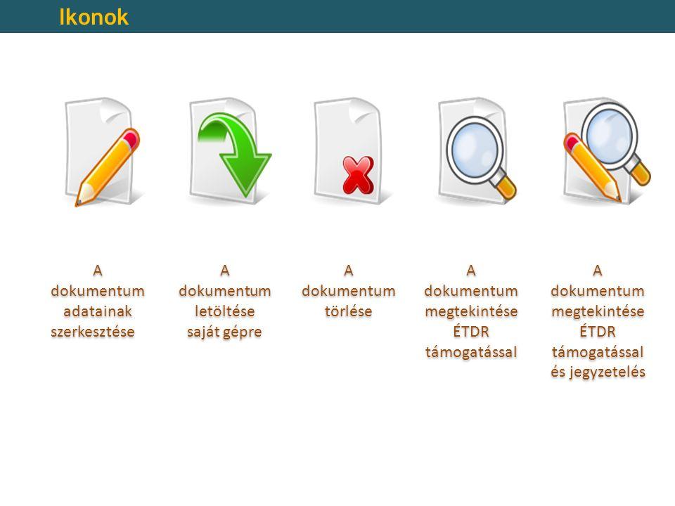 Bővített nézet Felhasználói kézikönyv (ÜF): 7.2.3, 7.2.4., 7.2-6.- 7.2.9.