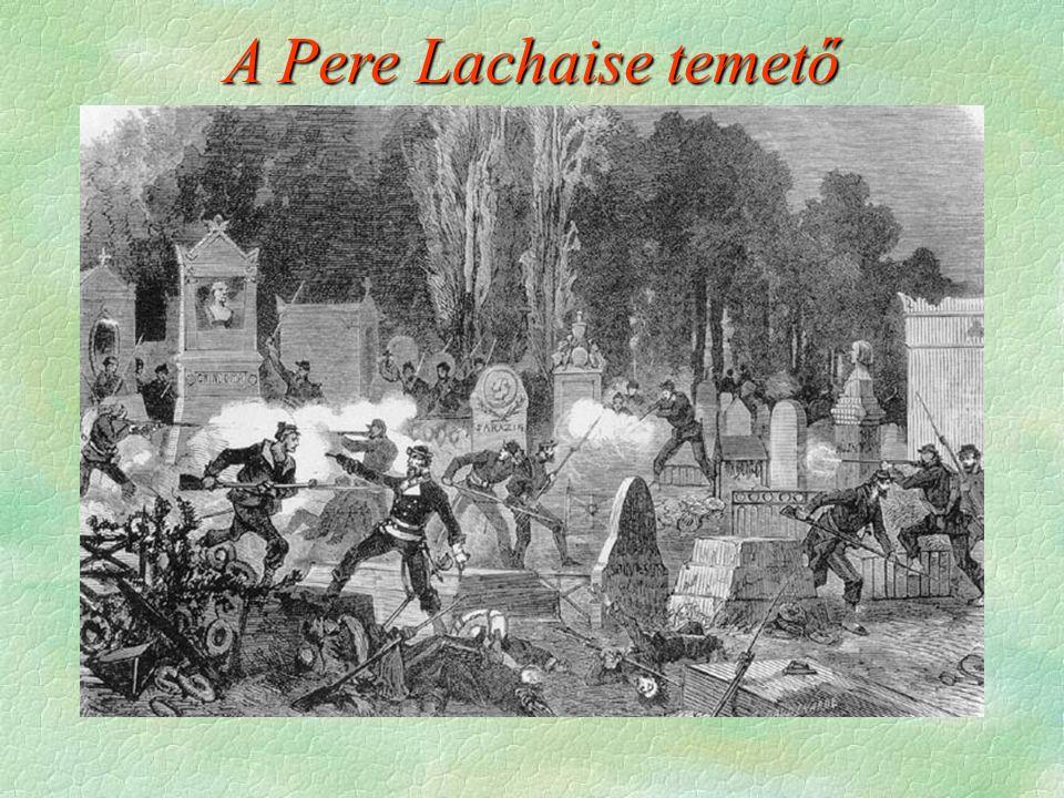 A Pere Lachaise temető