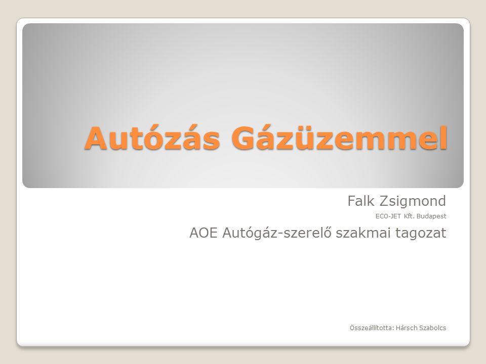 Autózás Gázüzemmel Falk Zsigmond ECO-JET Kft.