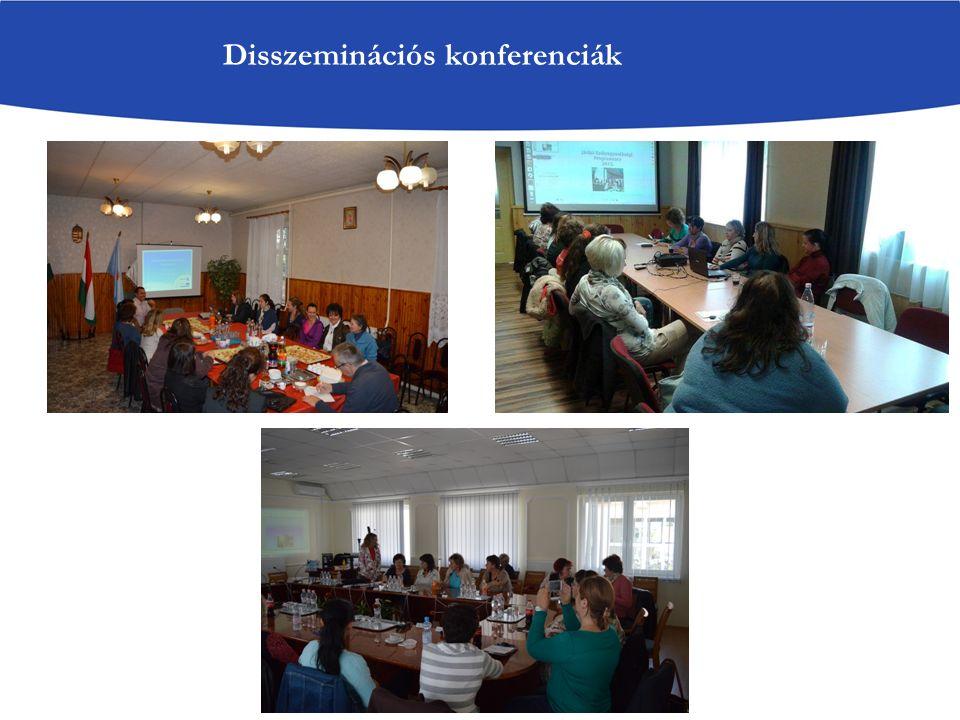 Disszeminációs konferenciák