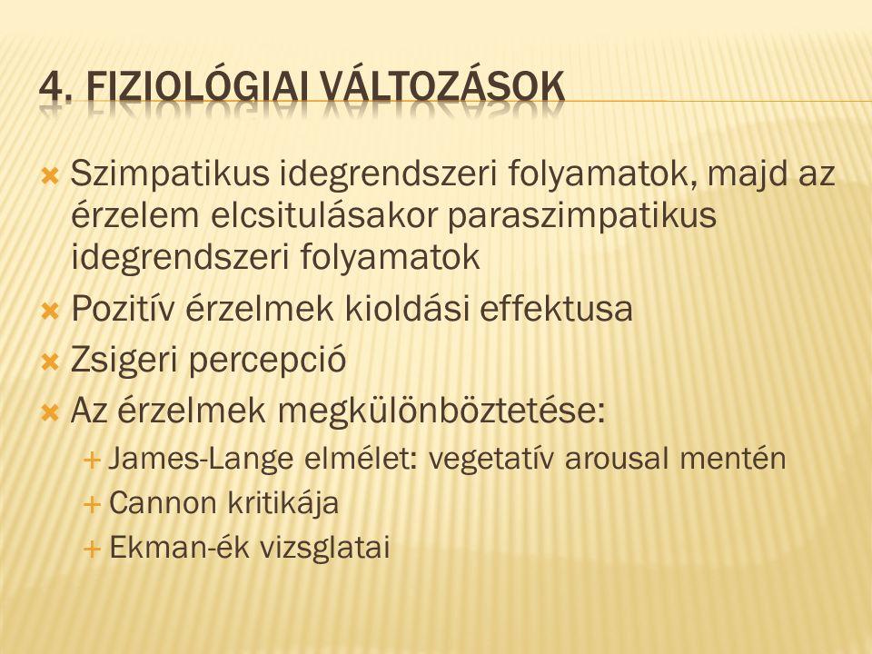  Ált.pszich. II. 8–11. Gyakorlat  Atkinson & Hilgard, 416–440.