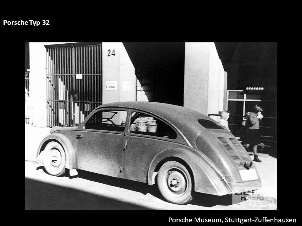 Porsche Typ 32 Porsche Museum, Stuttgart-Zuffenhausen