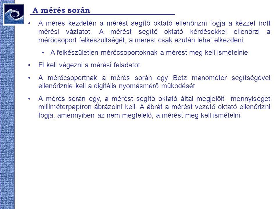 18.Méréselőkészítő 2009.tavasz A mérési bizonytalanság meghatározása (hibaszámítás) II.