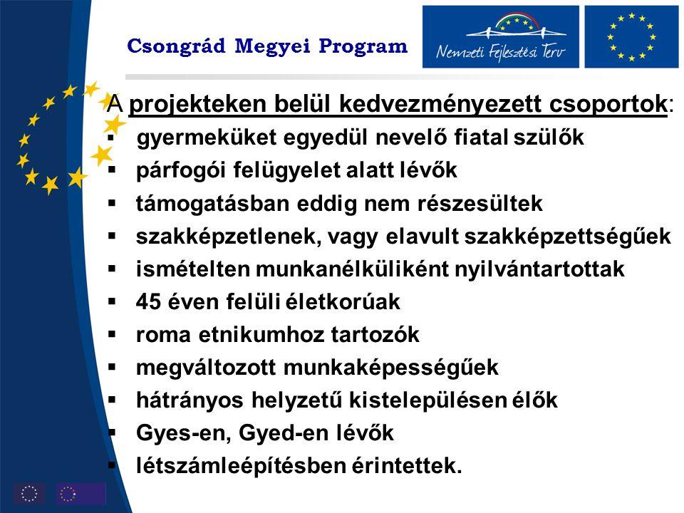 """Horizontális szempontok érvényesülése Az esélyegyenlőség biztosítása (romák, megváltozott munkaképességűek, nők…) Környezeti fenntarthatóság biztosítása (környezet tudatos magatartás megismertetése) Társadalmi fenntarthatóság biztosítása (Kedvezőtlen demográfiai és egészségi folyamatok megfékezése) Gazdasági fenntarthatóság biztosítása (A megye belső erőforrásainak minél hatékonyabb kihasználása) """" A térség akkor fenntartható, ha gazdasági, társadalmi és környezeti szempontból egyaránt képes tartósan kiegyensúlyozott életlehetőséget nyújtani a helyben érintettek számára."""