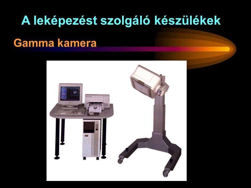 A leképezést szolgáló készülékek Gamma kamera