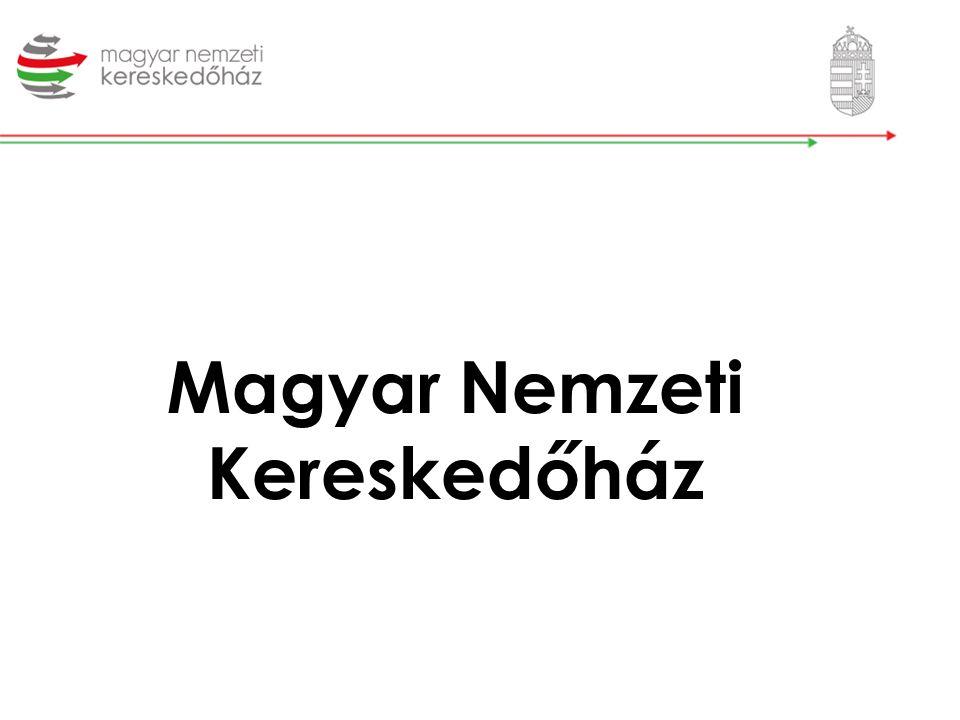 ALAPÍTÓK: MAGYAR ÁLLAM (99%) és MAGYAR KERESKEDELMI ÉS IPARKAMARA (1%) Magunkról Kormány: Keleti Nyitás stratégia Új piacok, új lehetőségek!