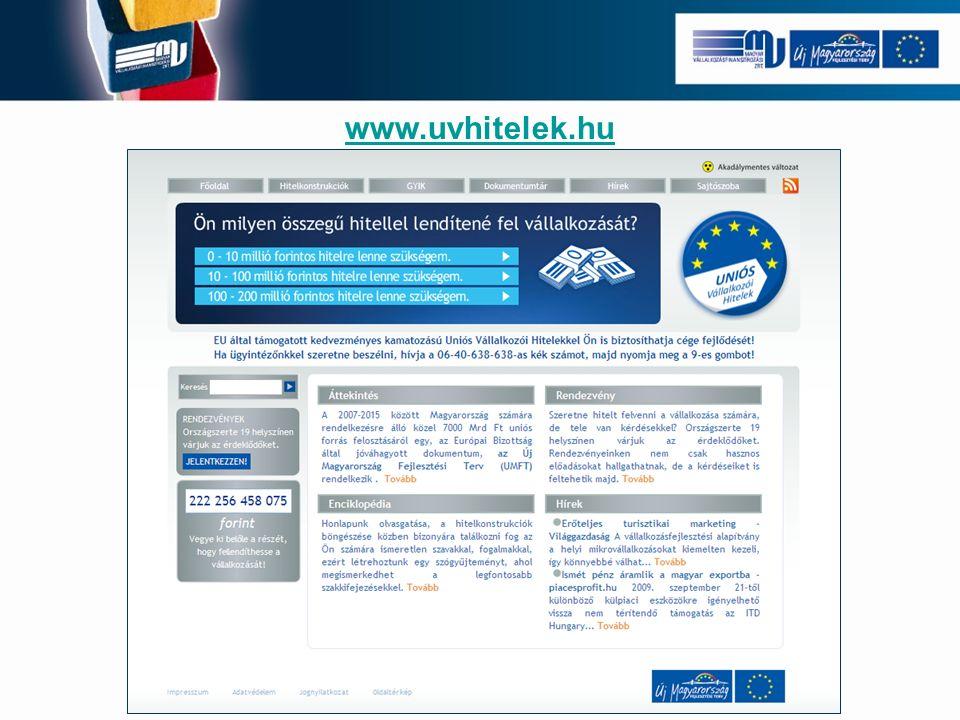 www.uvhitelek.hu