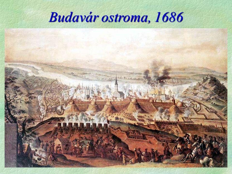 A törökök kiűzése (1684 - 1689)