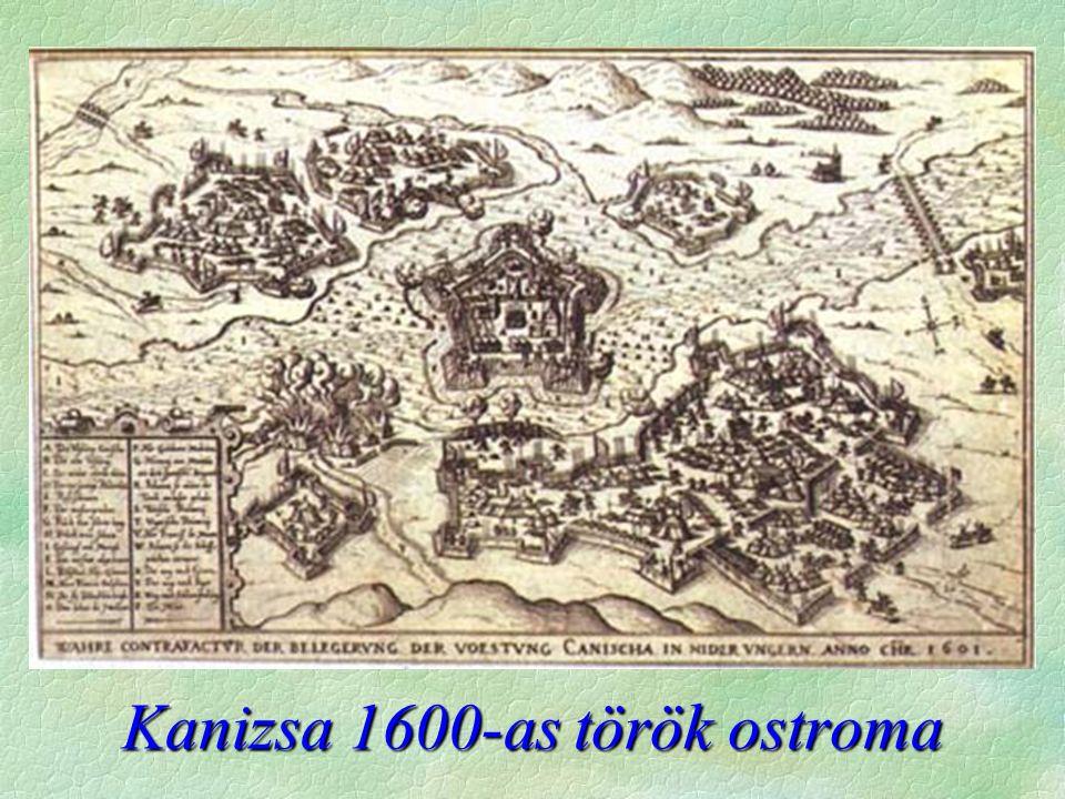 Kanizsa 1600-as török ostroma