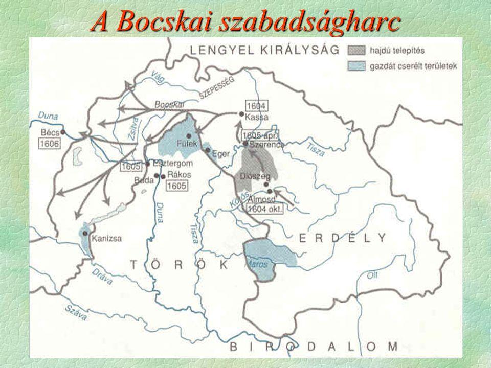 A Bocskai szabadságharc