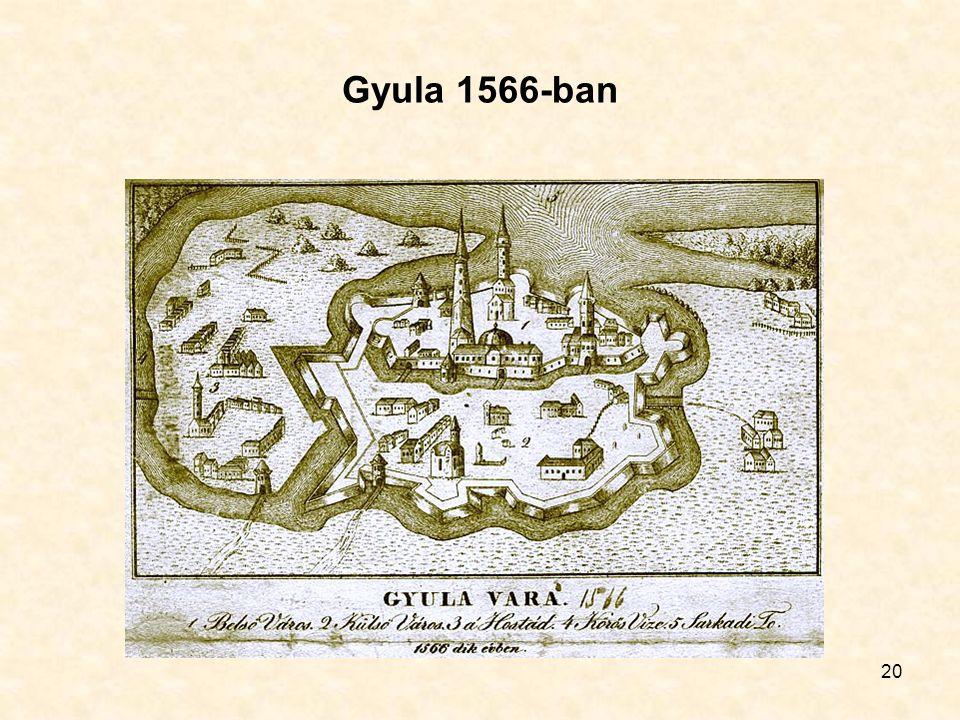 20 Gyula 1566-ban