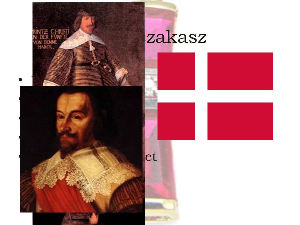 Dán szakasz 1625-1629 hollandok IV. Keresztény Wallenstein 1629 – békekísérlet