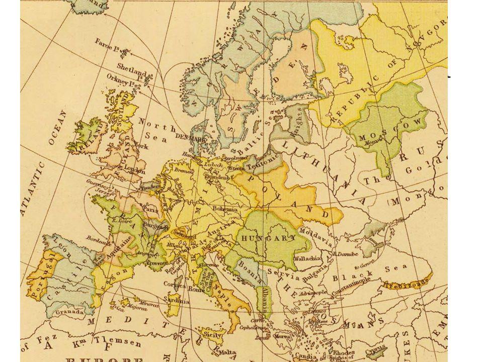 """Anglia – kívülálló Magyarország  török Franciaország  ollóban Spanyolország és a Német – Római Császárság  V. Károly """"a birodalom, ahol nem nyugsz"""