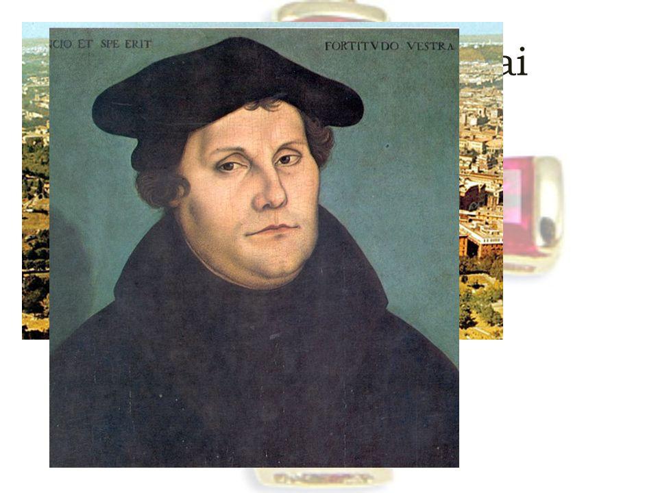II. A reformáció okai X. Leo pápa  búcsúcédulák Papság fényűző, világias Luther Márton  Róma  95 pont  Egyházi reformok  Evangélikus  Reformerek