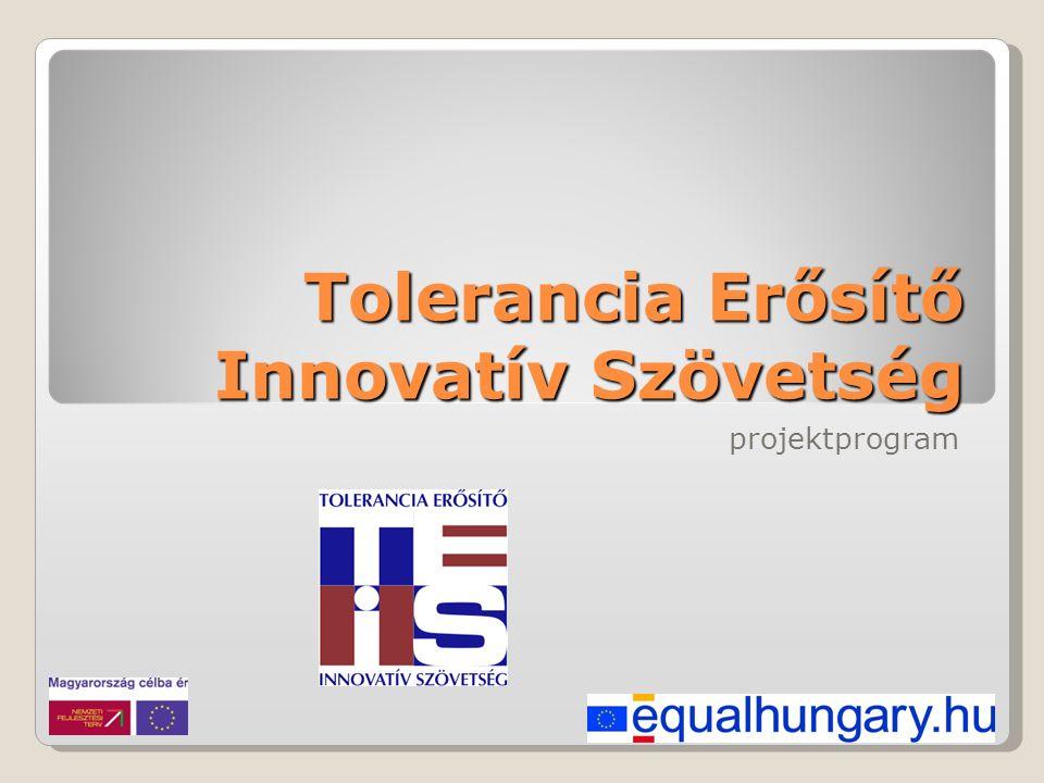 Tolerancia Erősítő Innovatív Szövetség projektprogram