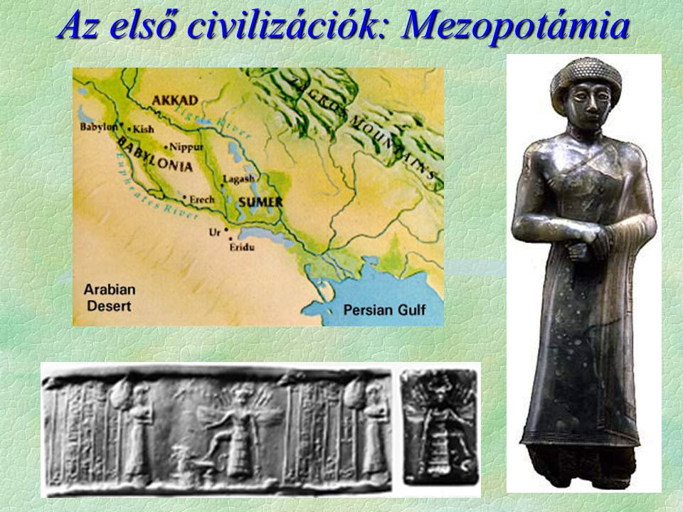 Az első civilizációk: Mezopotámia