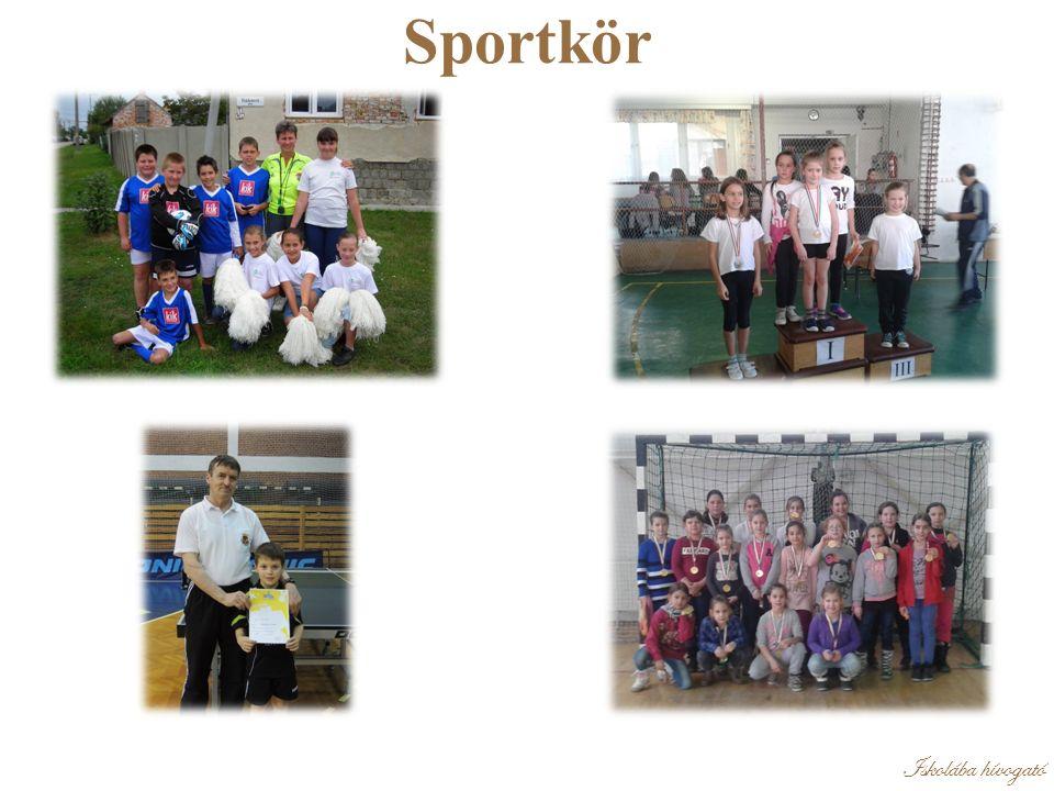 Iskolába hívogató Sportkör