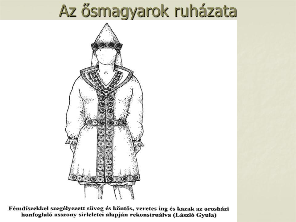 Az ősmagyarok ruházata
