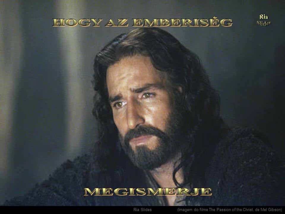 Ria Slides(Imagem do filme The Passion of the Christ, de Mel Gibson).