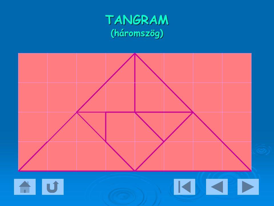 TANGRAM (háromszög)