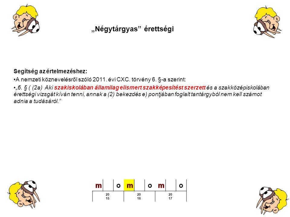 Segítség az értelmezéshez: A nemzeti köznevelésről szóló 2011.