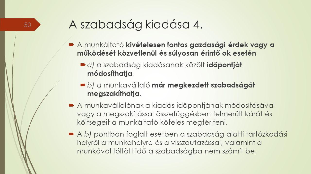 A szabadság kiadása 4.