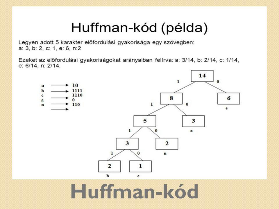 Huffman-kód