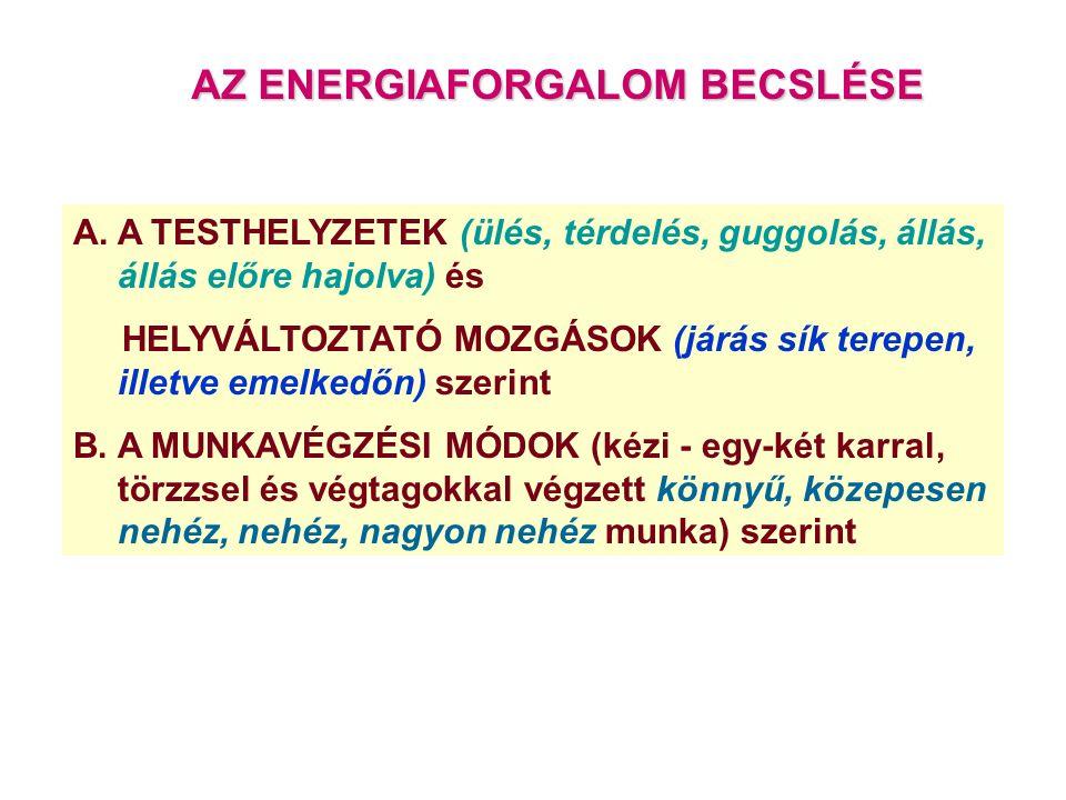AZ ENERGIAFORGALOM BECSLÉSE A.