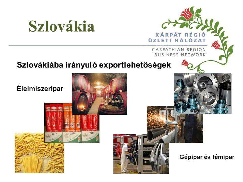 Szlovákia Miért érdemes a régióban vállalkozni.