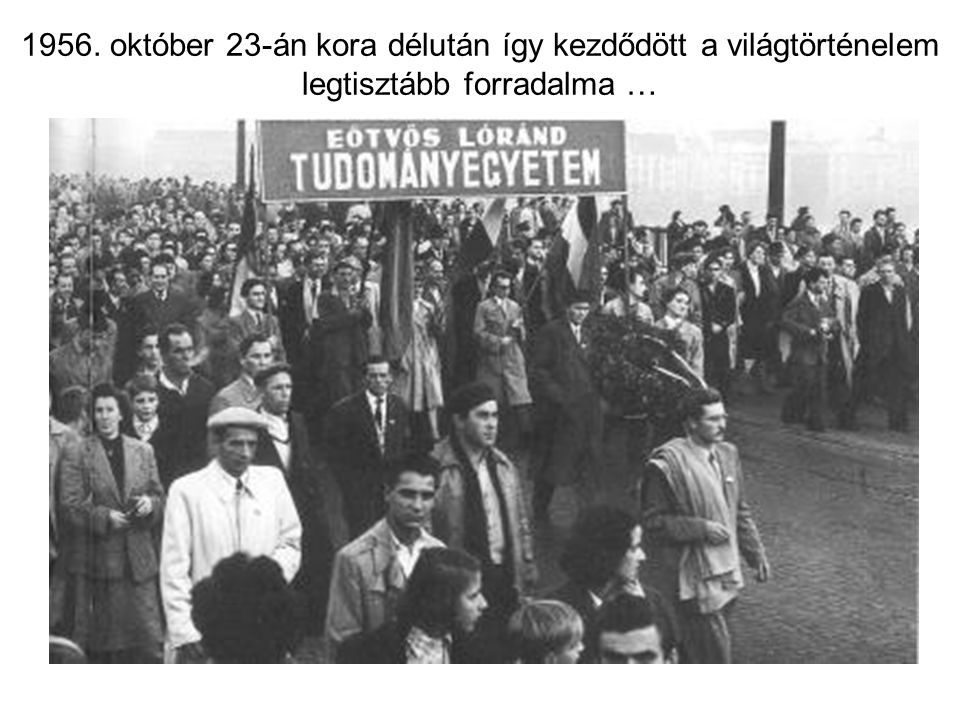 Két órával a véletlen incidens után a lövöldözés kiújult, és ezzel kezdetét vette a budapestiek fegyveres felkelése.