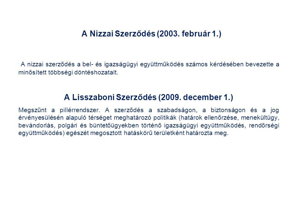 A Nizzai Szerződés (2003.