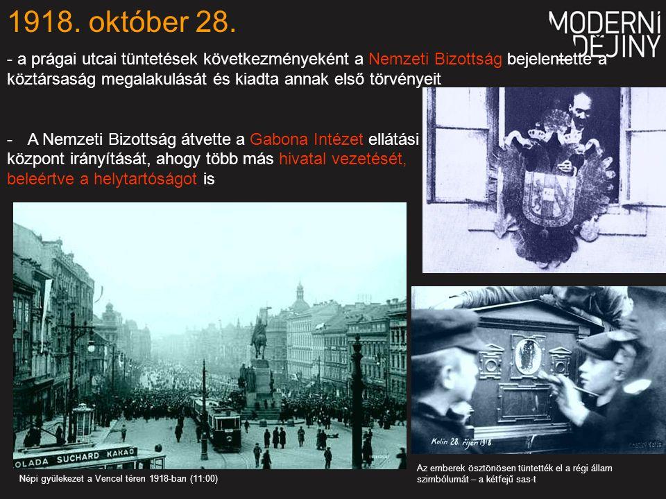 1918. október 28.