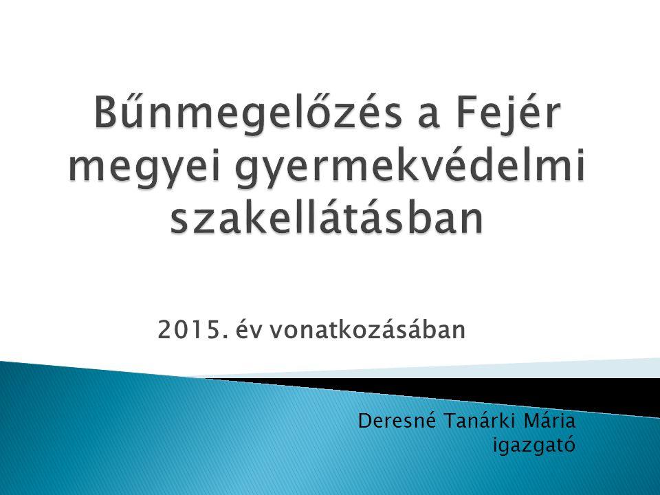 Intézmény integráció 2007.július 1. új szervezeti felépítés: - I.