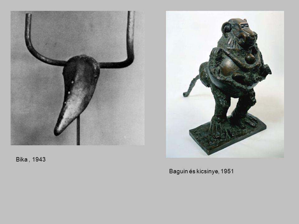 Bika, 1943 Baguin és kicsinye, 1951