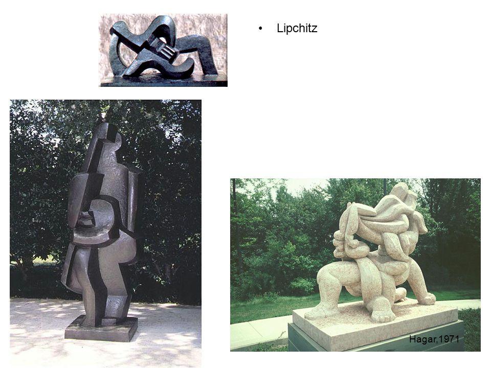 Lipchitz Hagar,1971