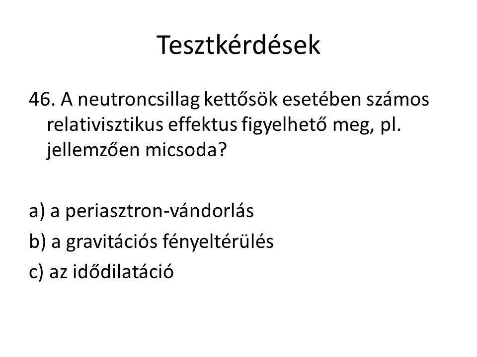 Tesztkérdések 46.
