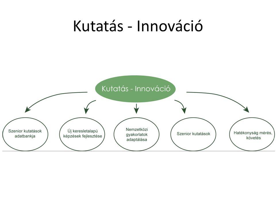Kutatás - Innováció