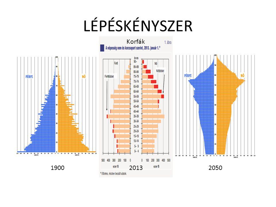 LÉPÉSKÉNYSZER 190020132050 Korfák
