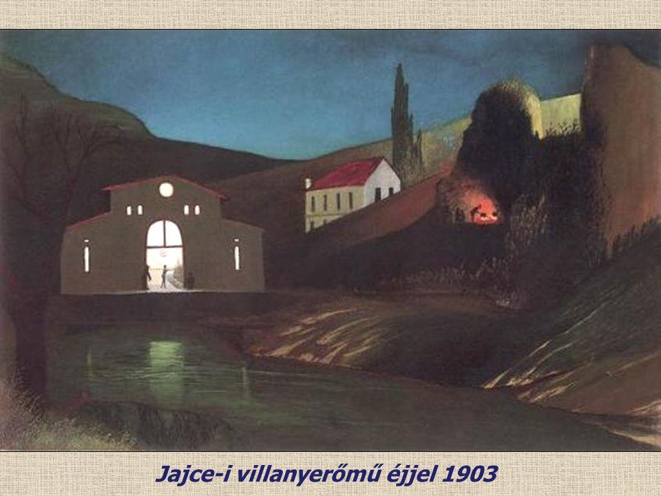 Jajcei vízesés 1903