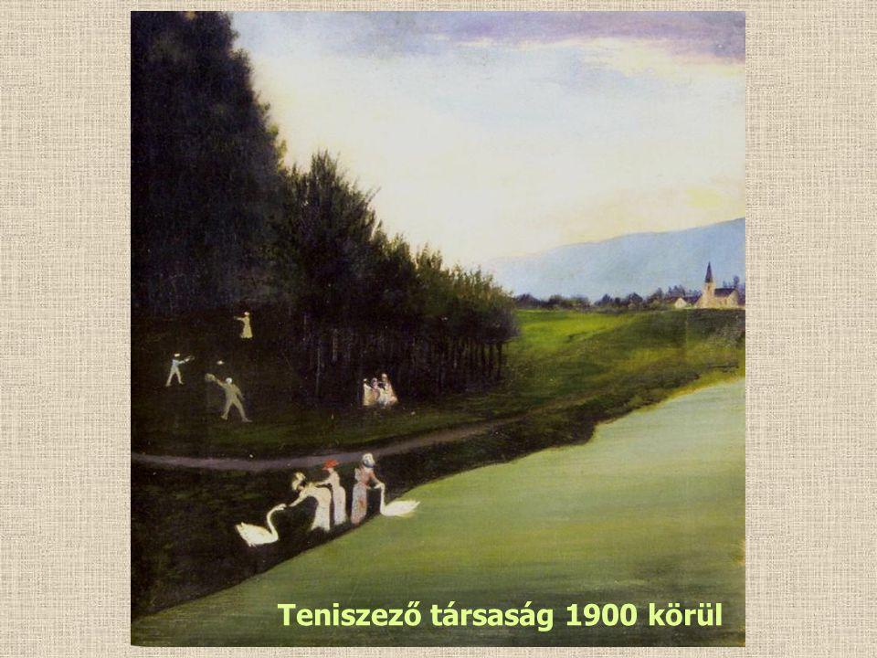 Tarpatak völgye a Tátrában 1904-5