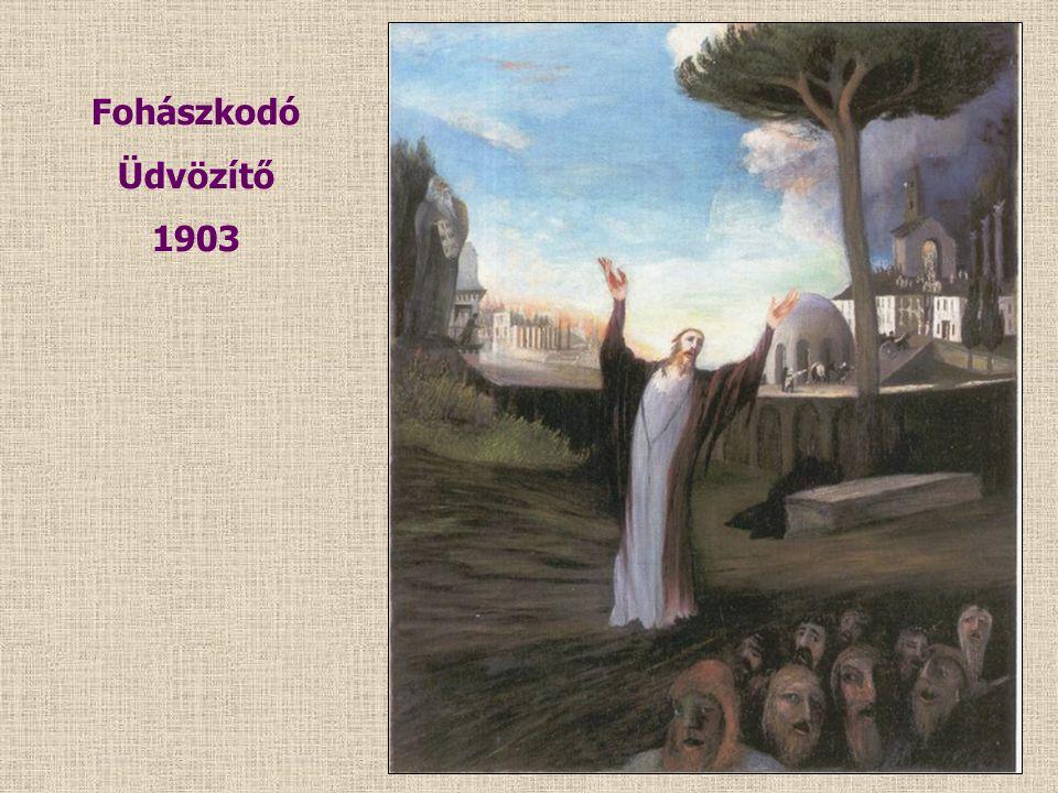 A taorminai görög színház romjai 1904-5