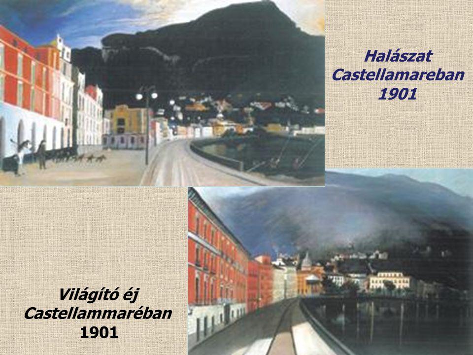 Castellammare di Stabia 1902