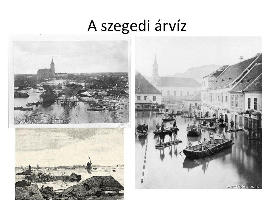 A Tisza szabályozása Ezután a tragédia után megindult az újjáépítés, illetve a szélesebb körű árvízvédelem kialakítása.