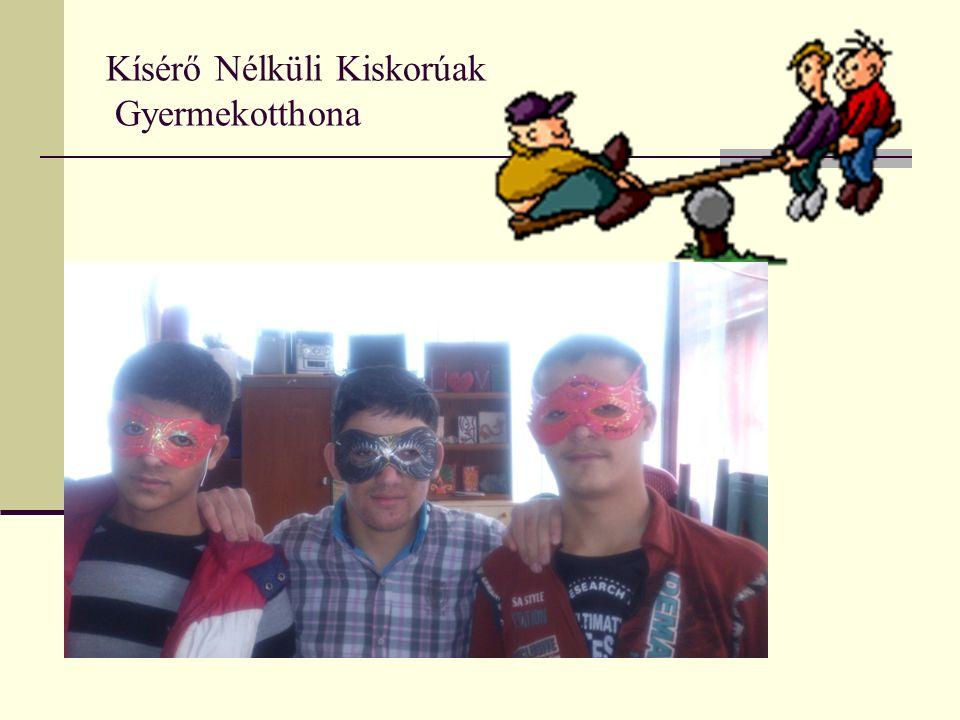 Kísérő Nélküli Kiskorúak Gyermekotthona